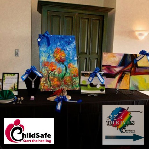Art Thrives - Child Safe