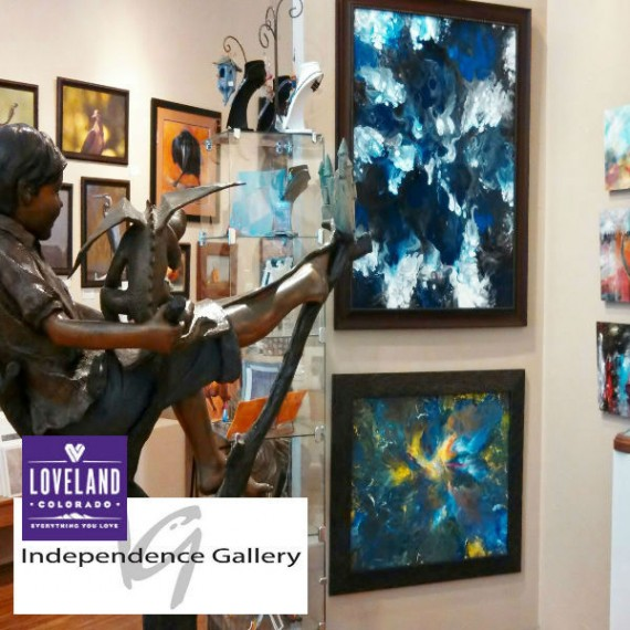 Independence Gallery - Loveland Art Walk - Eric Siebenthal
