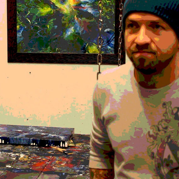 Eric Siebenthal - Fluid Artist - Unfiltered Studio